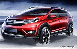 Honda BR-V. Nuevo prototipo para el Salón de Indonesia