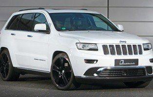 Jeep Grand Cherokee V6 CRD B&B. La bella se convierte en bestia