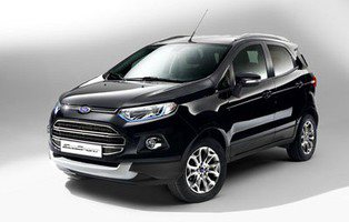 Ford Ecosport. El crossover de Ford se actualiza