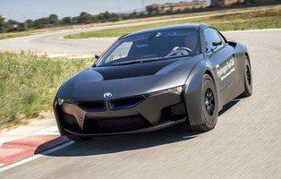 BMW i8 Hydrogen Concept. El siguiente paso en la eficiencia de BMW