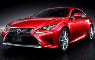 Lexus RC 300h. Comienza a venderse en España desde 45.900 euros
