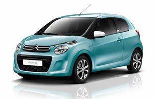 Citroën C1. Más opciones de personalización y seguridad