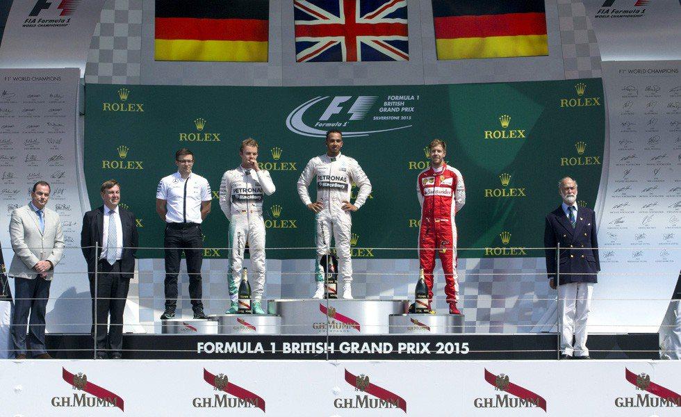 Gran Premio de Gran Bretaña de F1