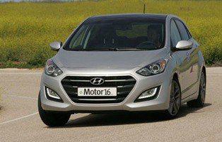 Hyundai i30 1.6 CRdi 136 CV. Cuestión de cambios