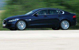Jaguar XE 2.0d 180 CV. Con las ideas muy claras