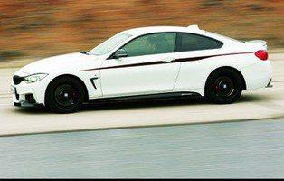 BMW 435i M Performance. Con esto, ¿para qué un M4 Coupé?