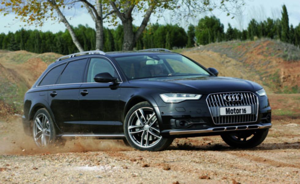 Audi Allroad A6 3.0 TDI Biturbo