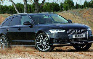 Audi A6 Allroad 3.0 TDI Biturbo. Roza la perfección
