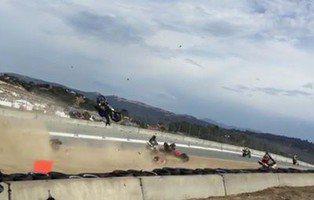 Trágica muerte de dos pilotos españoles en el campeonato del mundo de Superbikes de Motoamerica