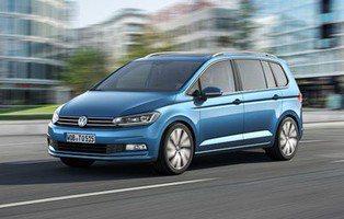 Volkswagen Touran. Seguridad y eficiencia al servicio de tu familia