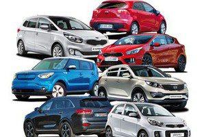 Gama Kia. 7 razones para elegir un Kia