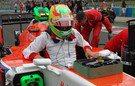 """Roberto Merhi: """"El mejor trabajo posible por Jules"""""""