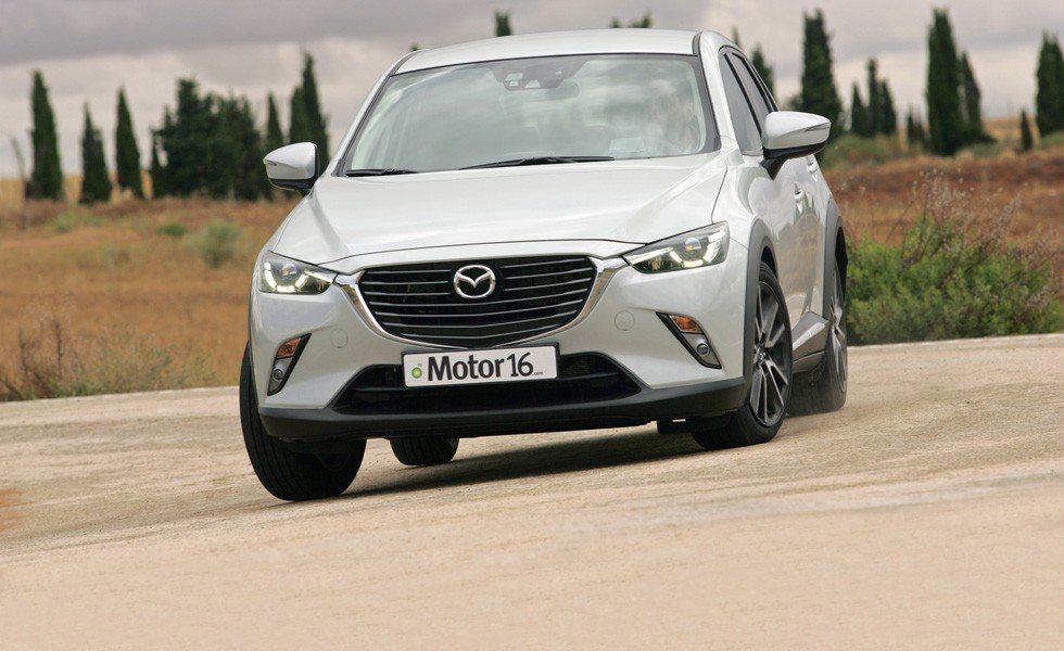 Mazda CX-3 1.5 Skyactiv-D FWD Luxury