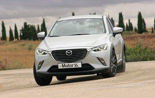 Mazda CX-3 1.5 Skyactiv-D. El SUV pequeño de Mazda apunta alto
