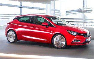 Opel Astra 1.4 Turbo. Sólo gasta 4,9 l/100 km