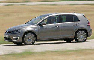 Daniel Larena y los VW eléctricos. Propuestas ecológicas