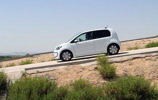 """Noelia Vidrié y los VW eléctricos. """"Un día para no olvidar"""""""
