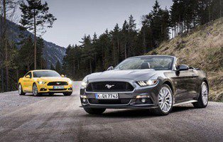 Ford Mustang. Exotismo y sustancia