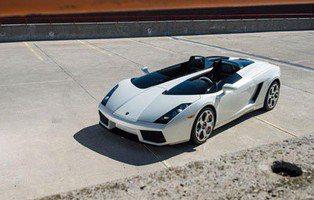 Lamborghini Concept S. Listo para subastar