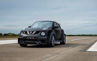 Nissan Juke-R 2.0. ¿Te gustaría ser uno de los 17 afortunados?