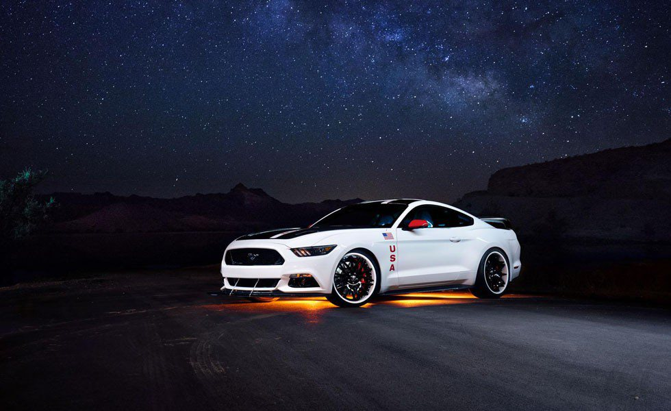 Ford Mustang Apolo Edition