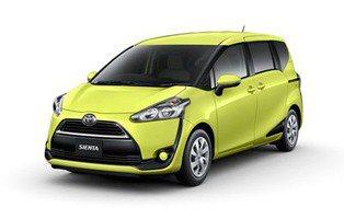 Toyota Sienta. Minivan con alma de deportivo
