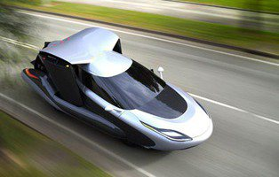 Terrafugia TF-X. Soñando con el coche volador