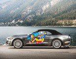 Ford Mustang. Estrena un revolucionario airbag de rodillas