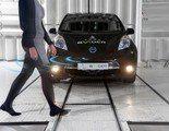 Sistema de alerta audible de Nissan. Minimizando riesgos con eléctricos