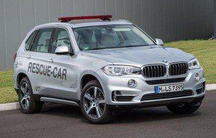 BMW X5 xDrive 40e. La Fórmula E ya tiene nuevo coche de asistencia