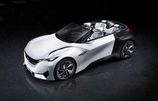 Peugeot Fractal. Una experiencia sensorial de conducción