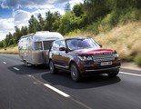 Land Rover Transparent Trailer. Tecnología que hará invisible tu remolque