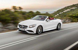 Mercedes Clase S Cabriolet. El lujo también se quita el sombrero