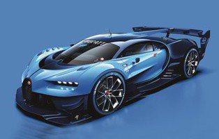 Bugatti Vision Gran Turismo. Adelantando el sucesor del Veyron