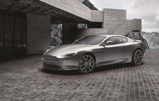 Aston Martin DB9 GT Bond Edition. Sólo 150 ejemplares para todo el mundo