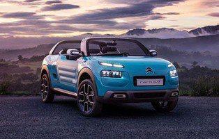Citroën Cactus M Concept. Aquí tienes el Mehari del Siglo XXI