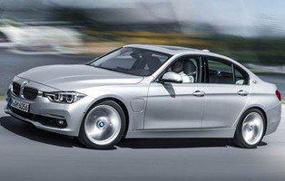 BMW 330e. Igual de dinámico, pero mucho más eficiente