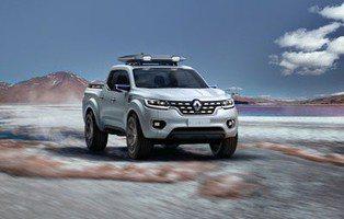 Renault Alaskan Concept. El pick-up definitivo según Renault