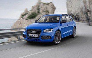 Audi SQ5 TDI Plus. Un crossover diésel que se cree un Audi R8