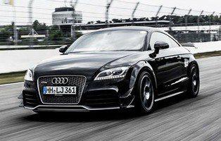 Audi TT RS HPerformance. Escalando hasta los 510 CV de potencia