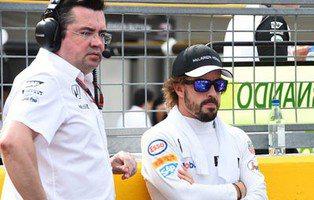 Si McLaren no mejora, ¿cuánto aguantará Alonso en F-1?