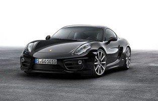 Porsche Cayman Black Edition. Apuesta todo al negro