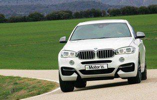 BMW X6 M50d. El perfecto anti 'M'