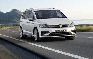 Volkswagen Touran R-Line. Más deportividad en forma de monovolumen