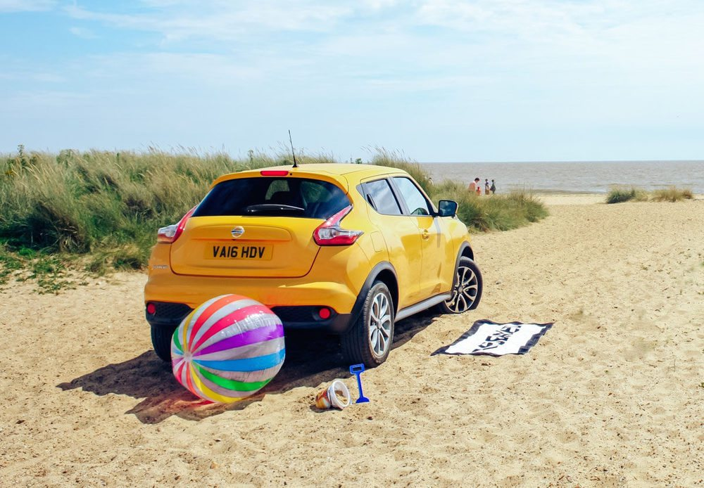 En la nueva cámara ambiental de Nissan los crossover de la marca son sometidos a temperaturas de hasta 120 grados.