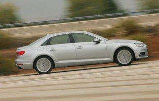Audi A4 2.0 TDI 190 S-tronic. El algodón no engaña