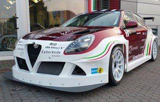 Alfa Romeo Giulietta TCR. Preparado para competir por Romeo Ferraris