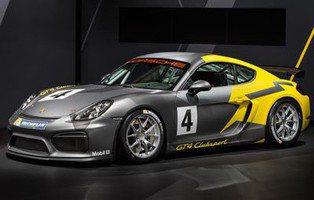 Porsche Cayman GT4 Clubsport. Ideal para