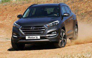 Hyundai Tucson 2.0 CRDI 184 CV En todos los frentes