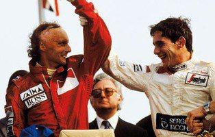 Fórmula 1 Campeones de leyenda. El club de los tricampeones
